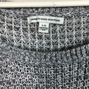 American Eagle Outfitters Sweaters - AEO Knit Grey Sweater